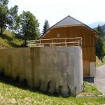 Station d'épuration de St Pierre d'Entremont Savoie